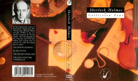 BFS Audio - Sherlock Holmes Collection Four