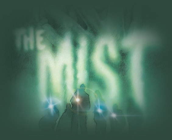 Simon & Schuster Audio - Stephen King's The Mist in 3D Sound
