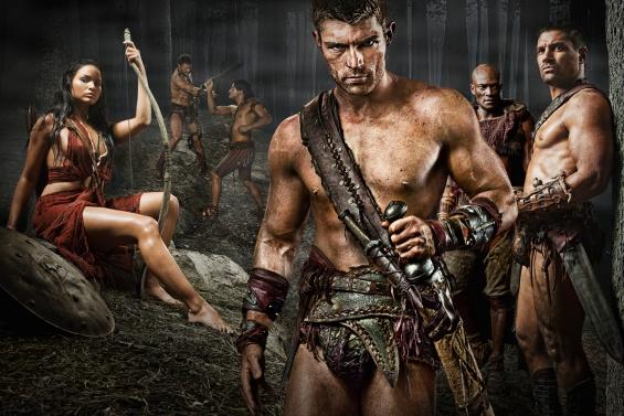 Spartacus - Season 3