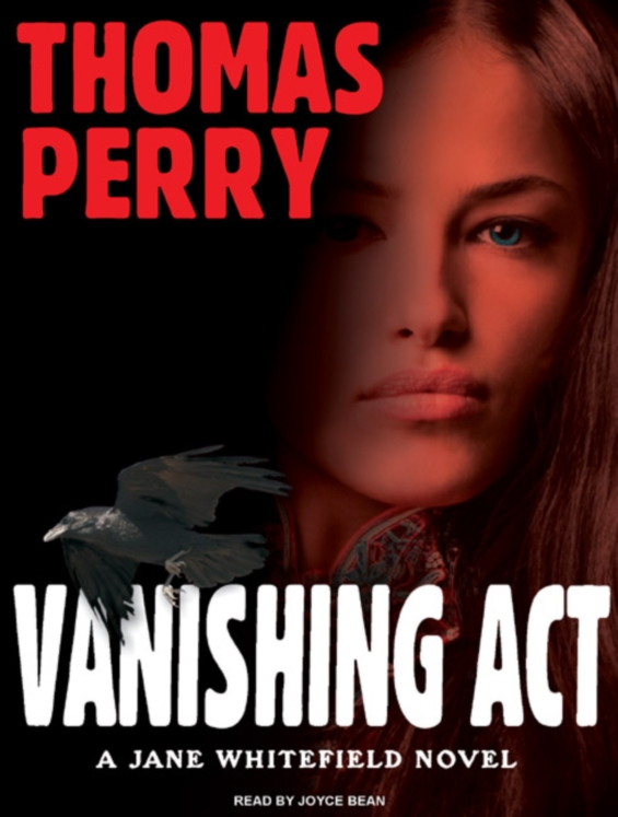 TANTOR MEDIA - Vanishing Act by Thomas Perry