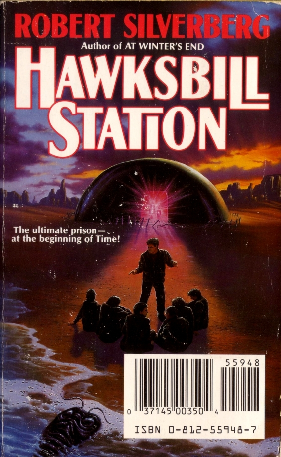 TOR Double #26 - Hawksbill Station by Robert Silverberg