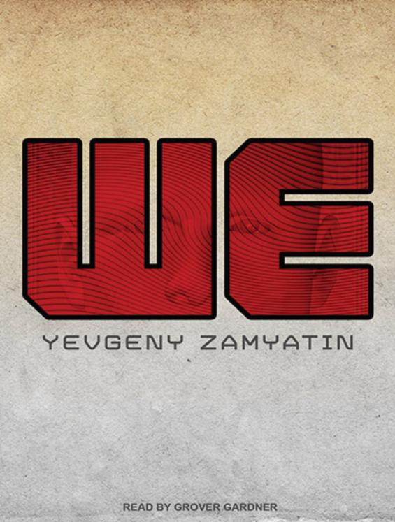 Tantor Media - We by Yevgeny Zamyatin