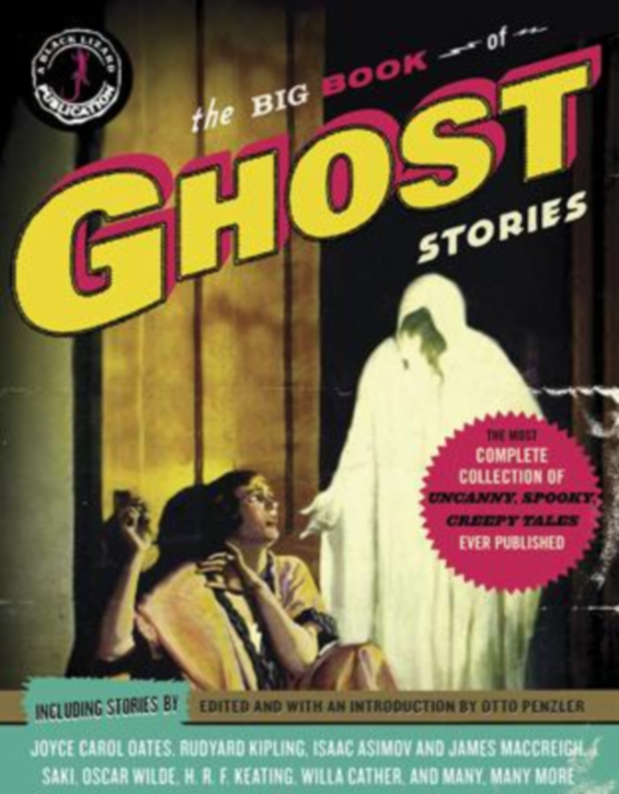 The Big Book Of Ghost Stories edited by Otto Penzler