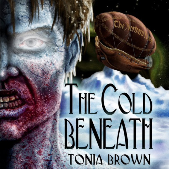 The Cold Beneath by Tonia Brown