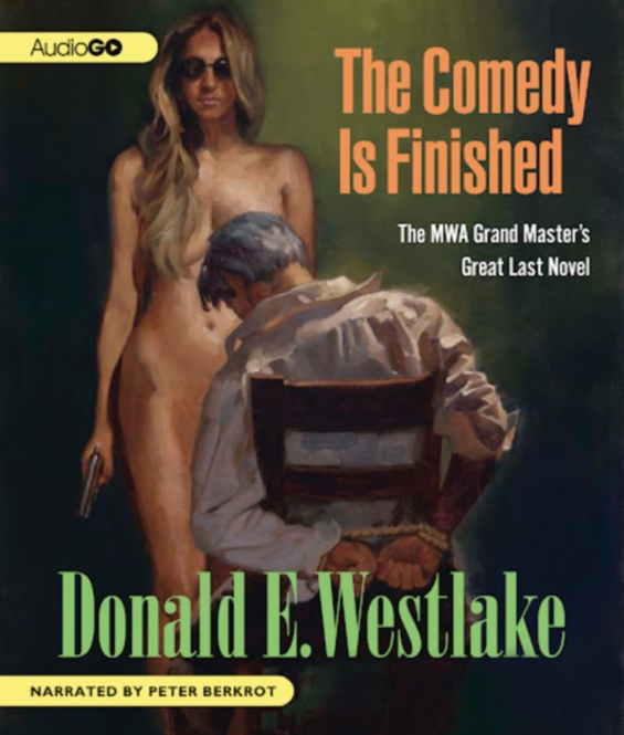 AudioGo - The Comedy Is Finished by Donald E. Westlake