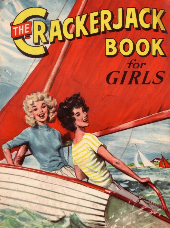 The Crackerjack Book For Girls