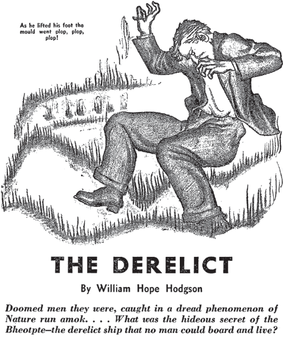The Derelict by William Hope Hodgson