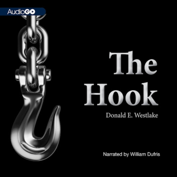 AudioGo - The Hook by Donald E. Westlake