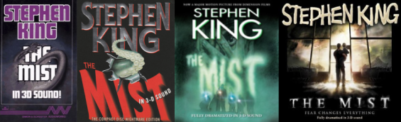 Stephen King's The Mist in 3D Sound - various releases