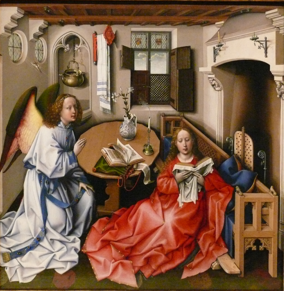 The Mérode Altarpiece