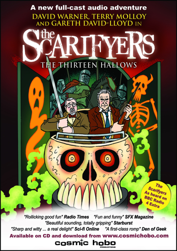The Scarifyers - The Thirteen Hallows