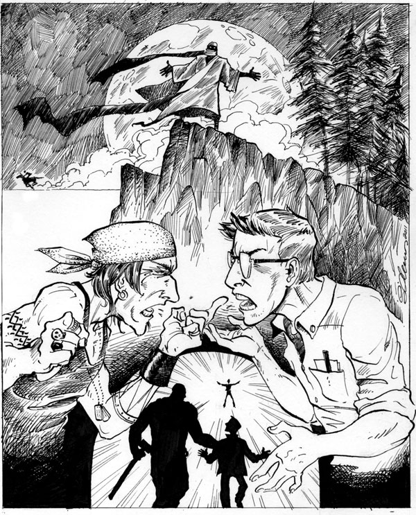 The Cleansed