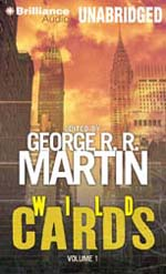 Wild Cards edited by George R. R. Martin