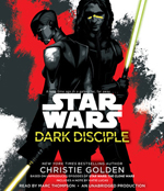 Dark Disciple Star Wars cover image