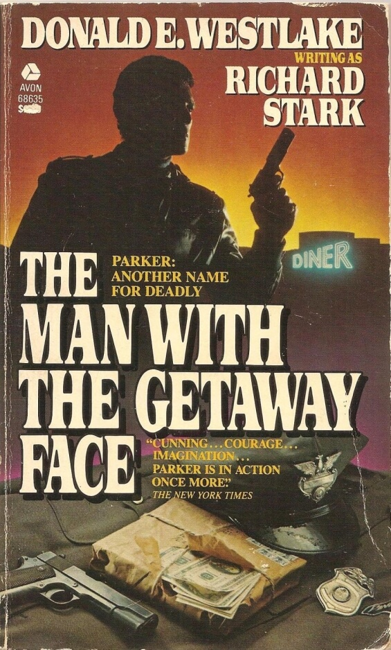 AVON - The Man With The Getaway Face by Richard Stark