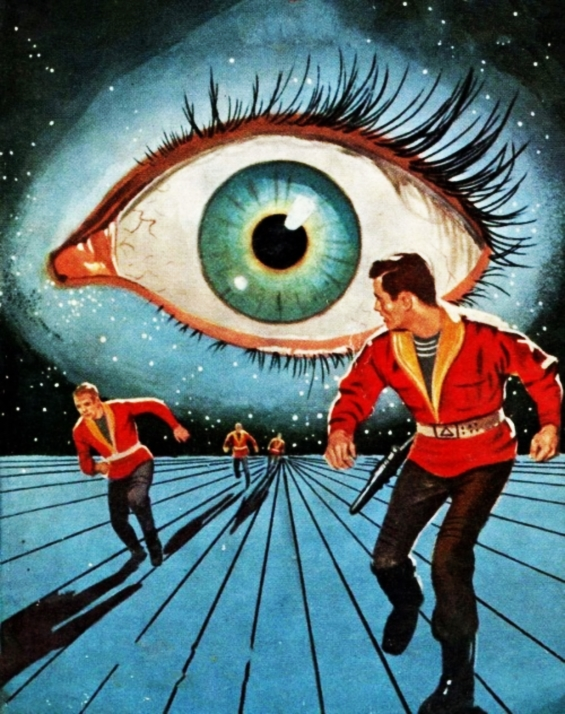 Ace - Eye In The Sky by Philip K. Dick