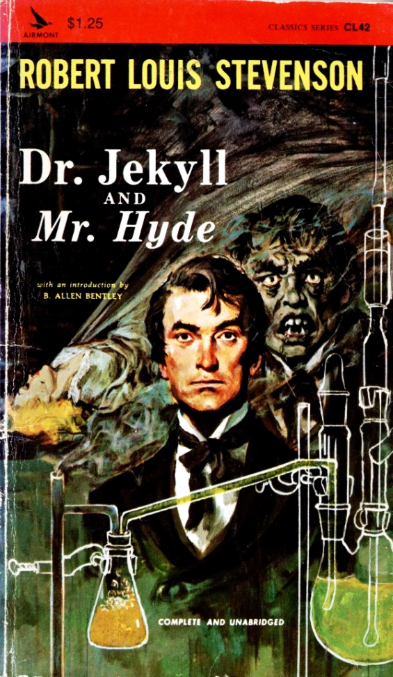 Airmont - Dr Jekyll And Mr Hyde by Robert Louis Stevenson