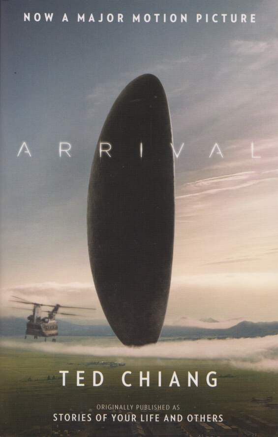 Arrival by Ted Chiang