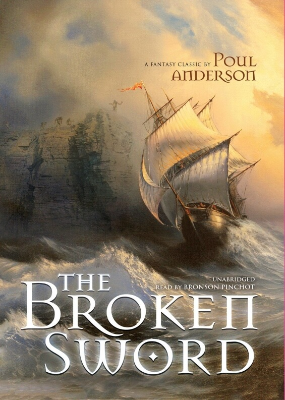 BLACKSTONE AUDIO - The Broken Sword by Poul Anderson