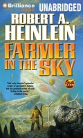 Science Fiction Audiobook - Farmer in the Sky by Robert A. Heinlein