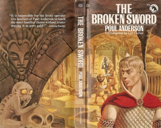 Ballantine Books - The Broken Sword by Poul Anderson