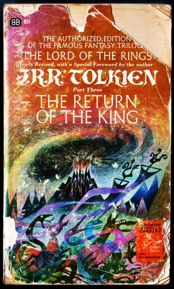 Ballantine Books - The Return Of The King by J.R.R. Tolkien