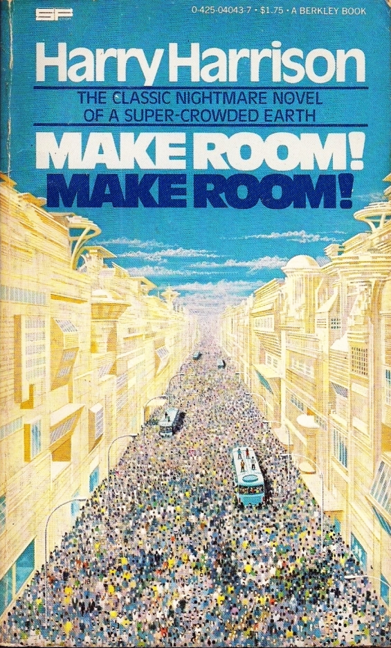 Berkley - Make Room Make Room by Harry Harrison