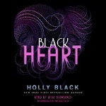 Fantasy Audiobook - Black Heart by Holly Black