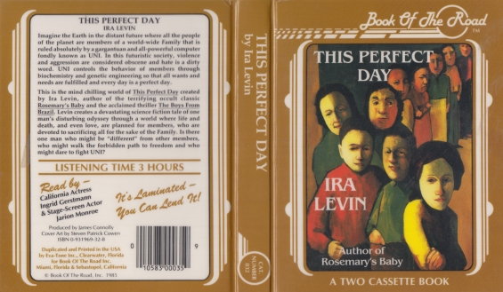 Book Of The Road - This Perfect Day by Ira Levin