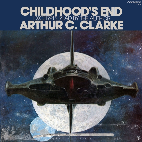 CAEDMON Childhood's End by Arthur C. Clarke