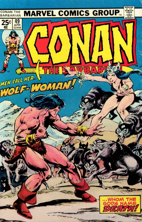 Conan The Barbarian, 49