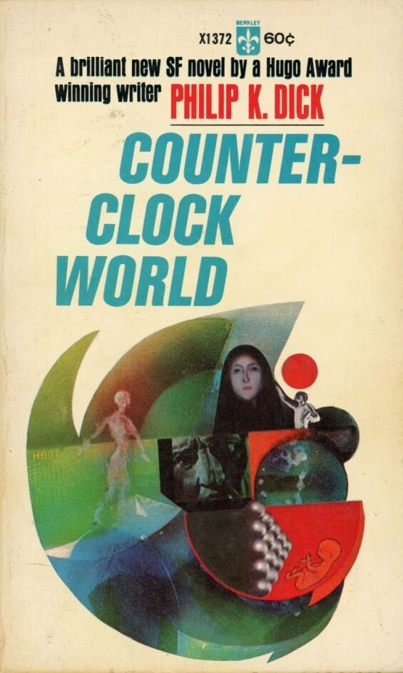 Counter Clock-World by Philip K. Dick