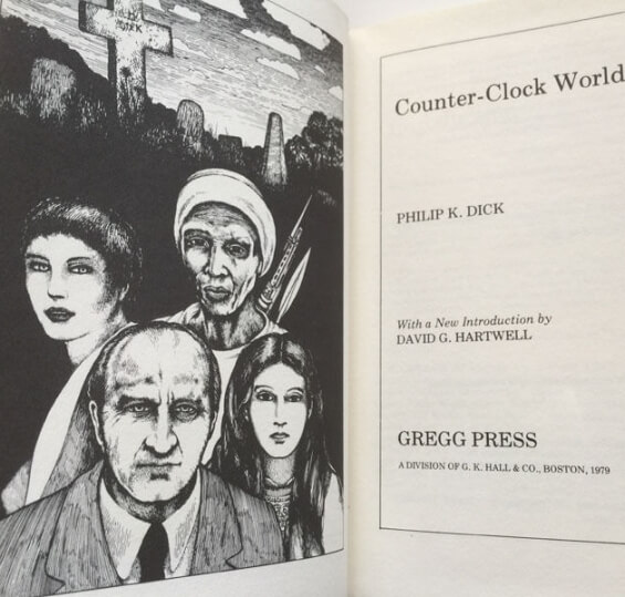 GREGG PRESS - Counter Clock-World by Philip K. Dick