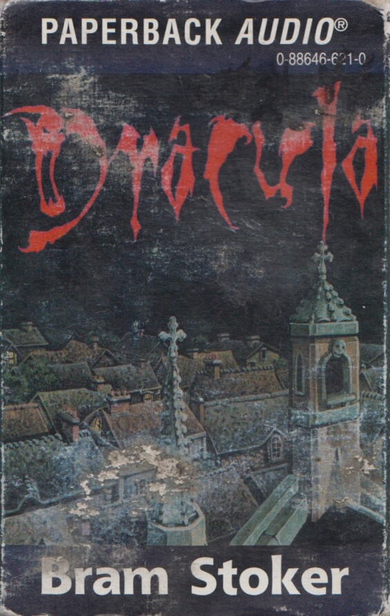 DURKIN HAYES - Dracula by Bram Stoker - read by Donald Pickering