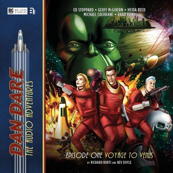 Dan Dare - 1: Voyage To Venus