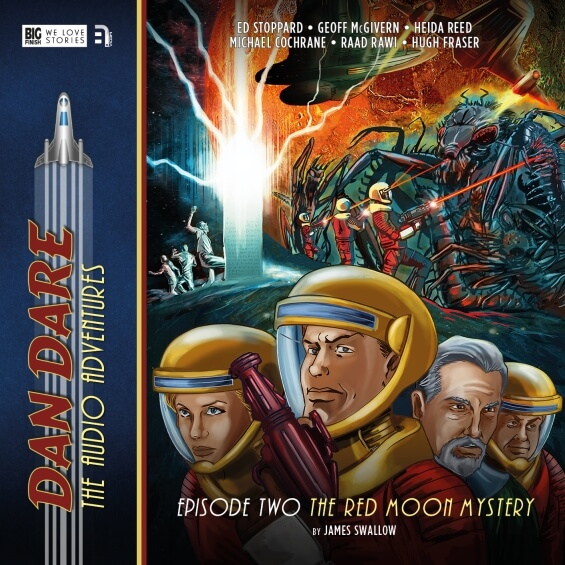 Dan Dare - 2: The Red Moon Mystery