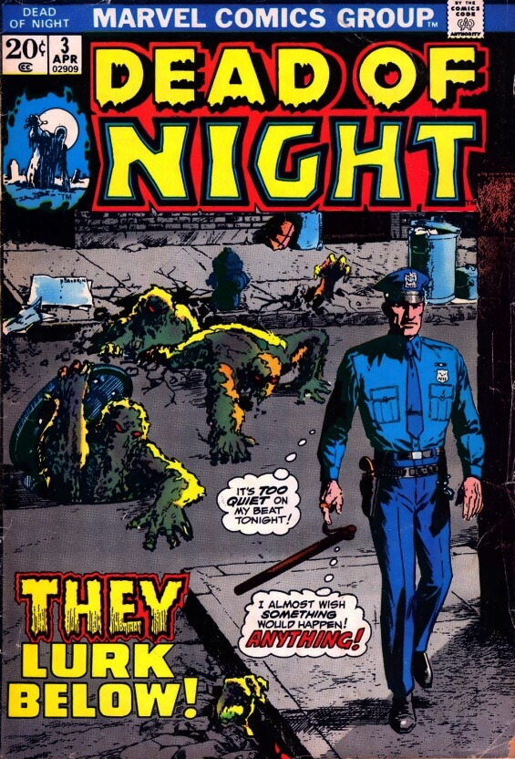 Dead Of Night 3 April 1974