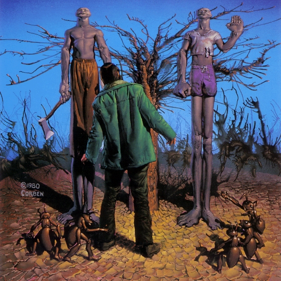 DEUS IRAE by Philip K. Dick and Roger Zelazny - Illustration by Corben