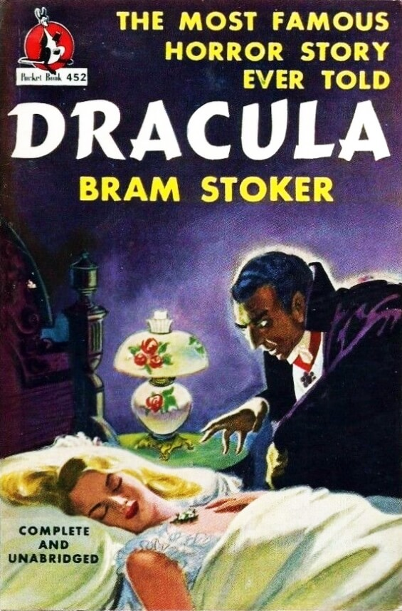 Dracula (1947) Pocket Books