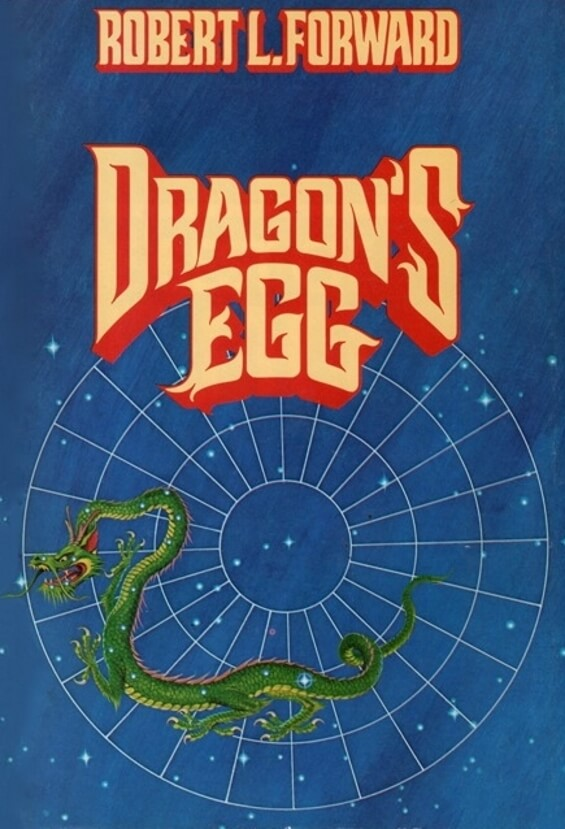 Dragon's Egg by Robert L. Forward, 1980
