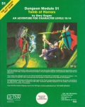 Dungeon Module S1 - Tomb Of Horrors by Gary Gygax