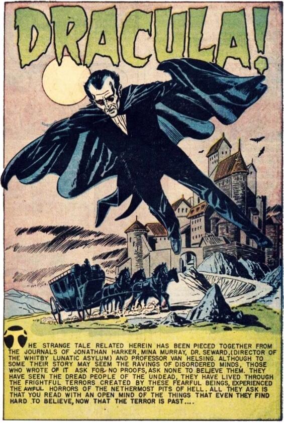 EERIE - Dracula (1953)