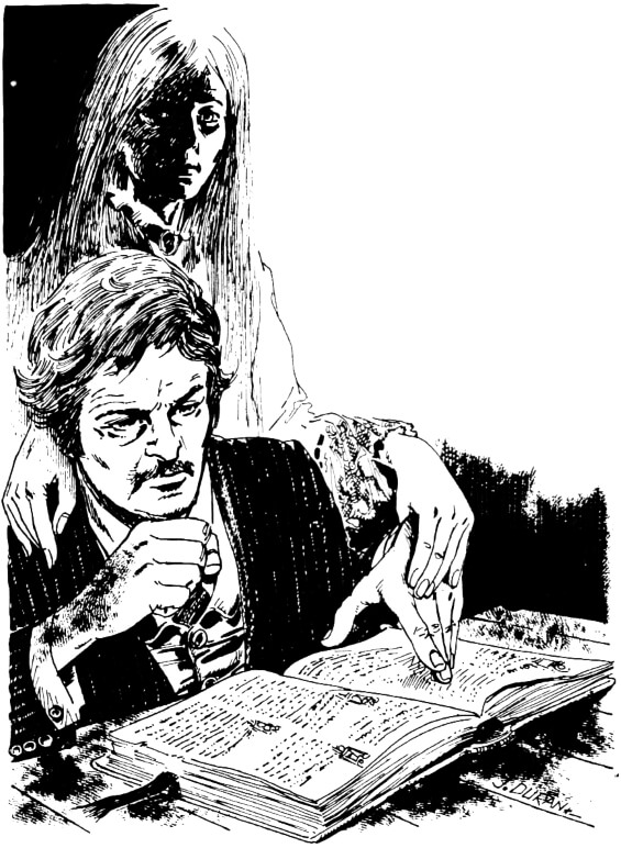 Edgar Allan Poe's Morella - illustrated by J. Duran