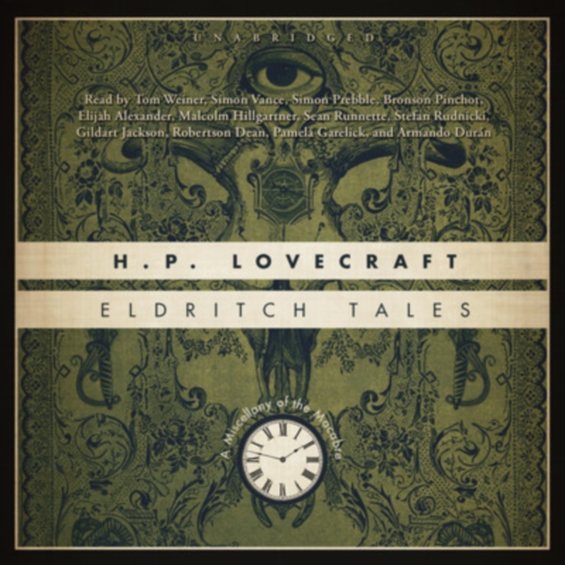 Eldritch Tales by H.P. Lovecraft