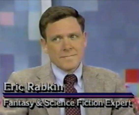 Eric S. Rabkin, 1989