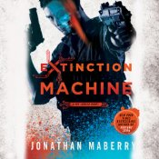 Horror Audiobook - Extinction Machine by Jonathan Maberry
