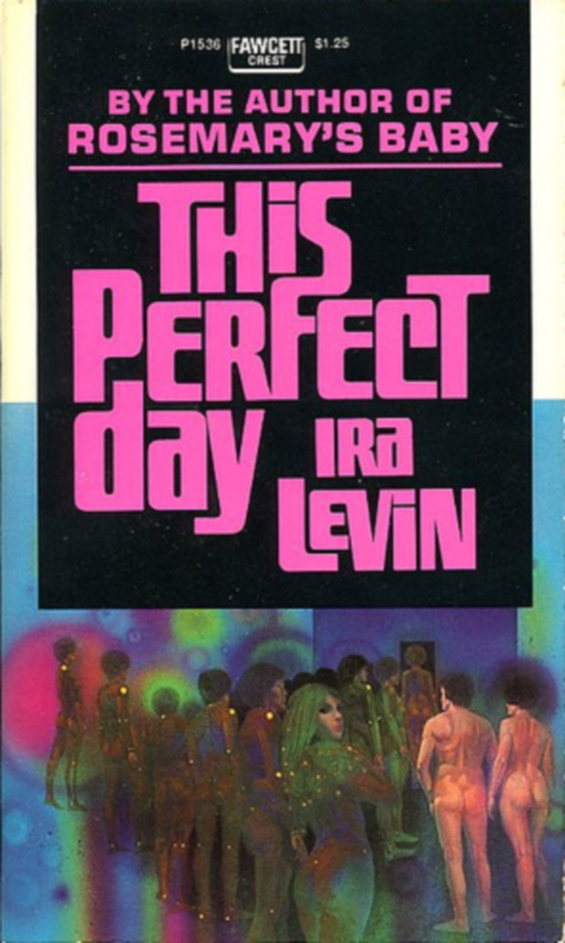 Fawcett - This Perfect Day by Ira Levin