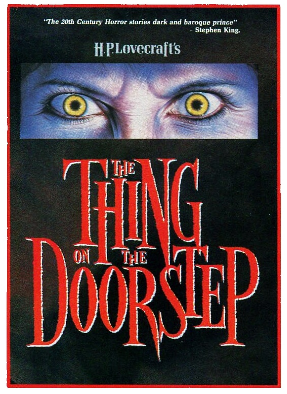 H.P. Lovecraft's The Thing On The Doorstep