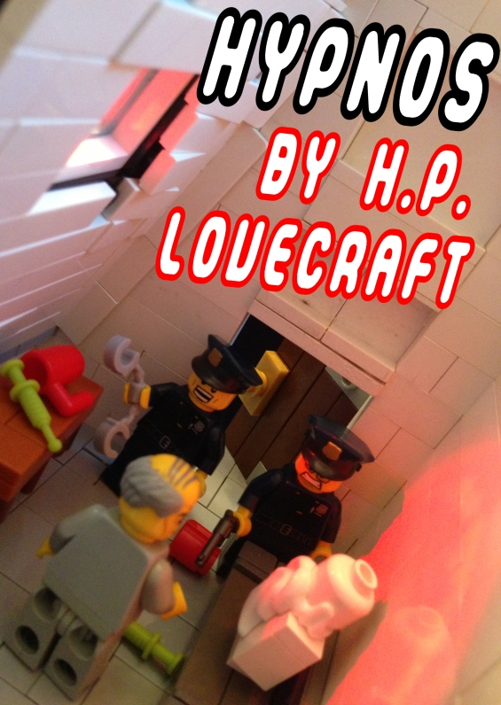 Hypnos by H.P. Lovecraft LEGOized