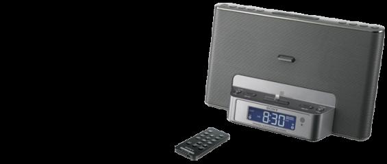 Sony ICF-CS15iPN Silver